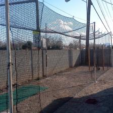 Batting Cage Suspension Kit