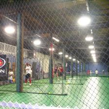 Nylon Batting Cages