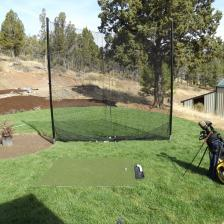 10' x 10' Golf Netting Panel