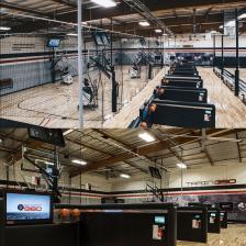 Gymnasium Netting