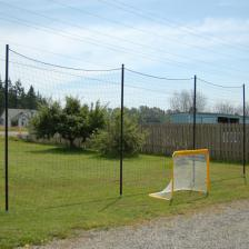 Soccer Barrier Netting