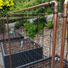 Custom Garden Netting