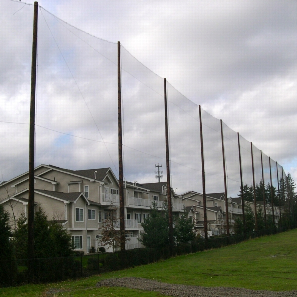 Driving Range Net Installation Driving Range Nets Golf