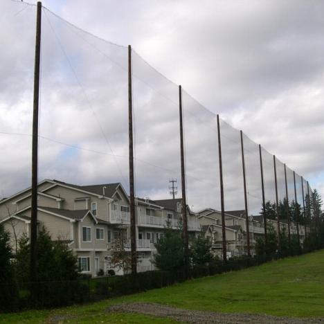 Driving Range Net Installation Driving Range Nets Golf