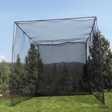 10' x 10' x 10' Golf Cage Net
